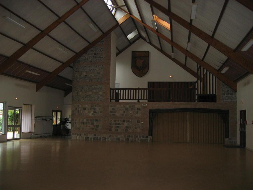intérieur salle