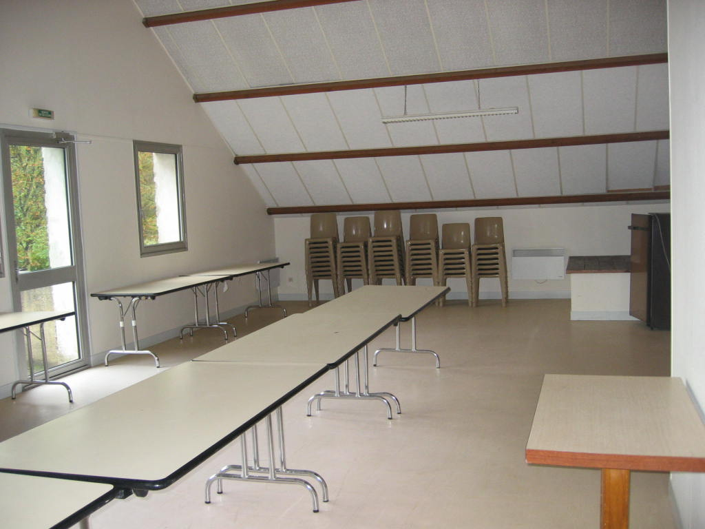 mobilier salle des fêtes
