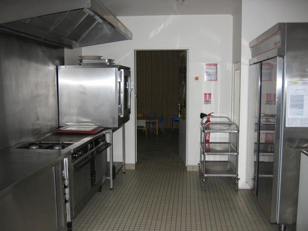 cuisine salle des fêtes